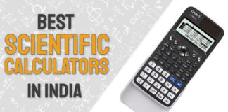 best scientific calculators in india