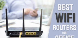 best wifi router for office