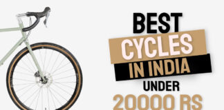 best cycles in india