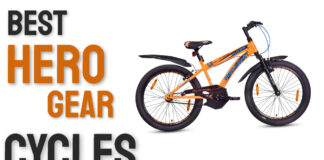 hero gear cycles