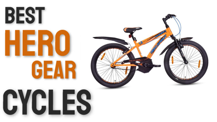 hero gear cycles