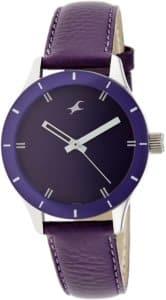 Fastrack Monochrome Analog NG6078SL05C Watch