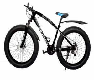 Fat Tyre (Fat Boy) Adventure Sports MTB cycle