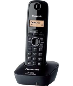 Panasonic 2.4 KX-TG3411SX Digital Cordless Phone