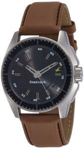 Fastrack Black Magic Analog Black Dial Men's Watch