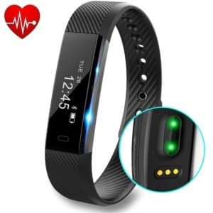 ENHANCE Limited edition ultimate ID115 HR Premium Fitness band best fitness band under 3000