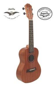 """Juarez JRZ23UK/NA 23"""" Soprano Aquila Strings Guitar"""
