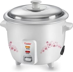 Prestige PRWO 1-Litre Electric Rice Cooker