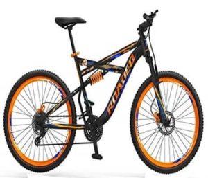 "Hercules Roadeo Hannibal 27.5"" 21 Speed Sporty Steel Bike"