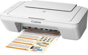 Canon MG2570 Colour Multifunction Inkjet Printer