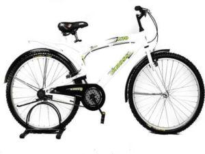 Kross K10 New SS White 26 T Single Speed Mountain Cycle