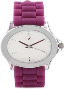 Fastrack Beach Upgrades Analog White Dial Women's Watch