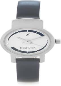 Fastrack Core Analog Black Dial Women's Watch