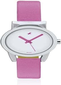 Fastrack Fits and Forms Analog White Dial Women's Watch